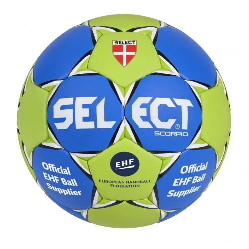 Мячи    Гандбольные мячи    Гандбольный мяч SELECT Scorpio 2192e7ce4a305