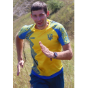 Футболка для марафона  RIGO ADAMANT